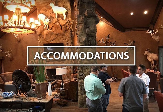 Executive Outdoor Adventures Lodging
