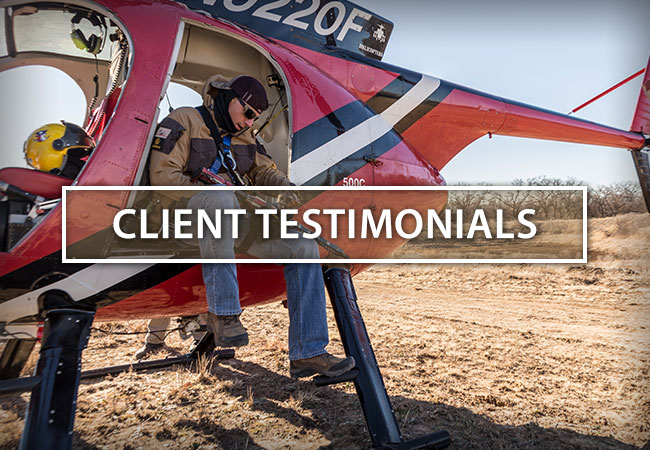 Executive Outdoor Adventures Testimonials